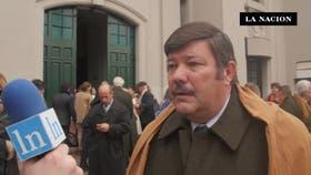 El presidente de CRA, Dardo Chiesa