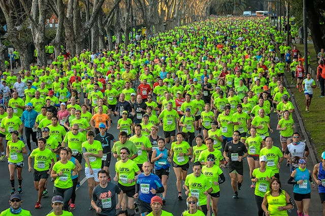 10.000 personas corrieron los 15k New Balance