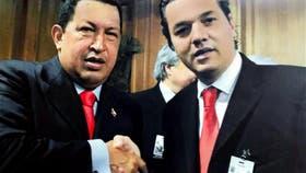 Levy junto a Chávez, un vínculo privilegiado