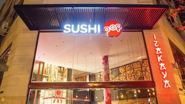 Sushi Pop ofrece el más perfecto izakaya, un bar de tapas japonés