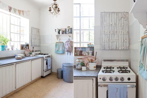 26 bonito decorar cocinas antiguas fotos como decorar - Como decorar una cocina rustica ...