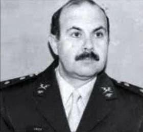 Alejandro Lawless, militar condenado por delitos de lesa humanidad