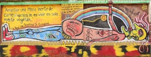 Maldonado es oriundo de 25 de Mayo, una ciudad ubicada a 230 kilómetros de la Capital Federal