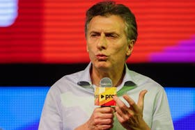 Macri habló del fin del kirchnerismo