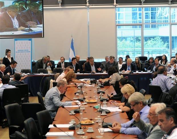 El proyecto del oficialismo se debatió ayer durante dos horas en comisión