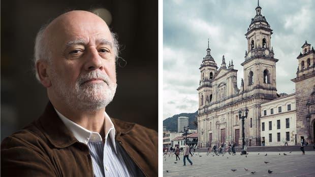 Juan Gabriel Tokatlian elige Colombia en general y Bogotá en particular: vivió allí 18 años y su mujer y su hija son colombianas: