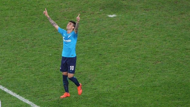 El argentino llegó a cinco tantos en la competencia europea y es el líder