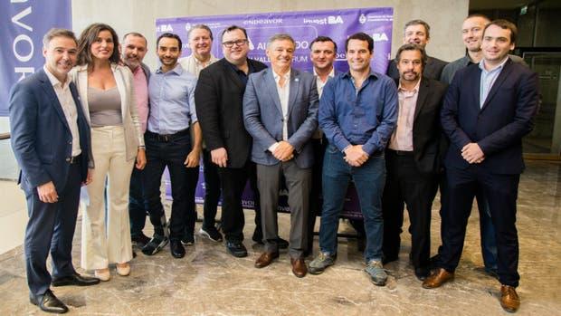Los participantes del Silicon Valley Forum