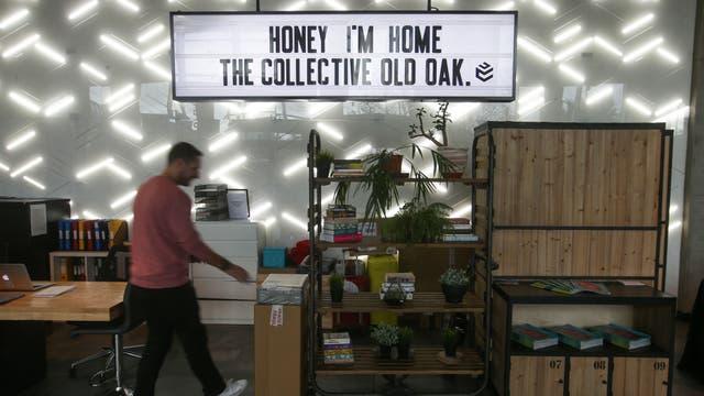 Old Oak, la mayor vivienda compartida del mundo