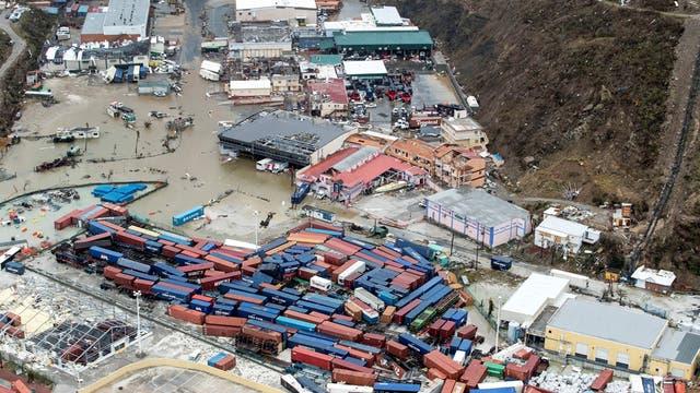 Otros dos ciclones están cobrando fuerza en el Atlántico