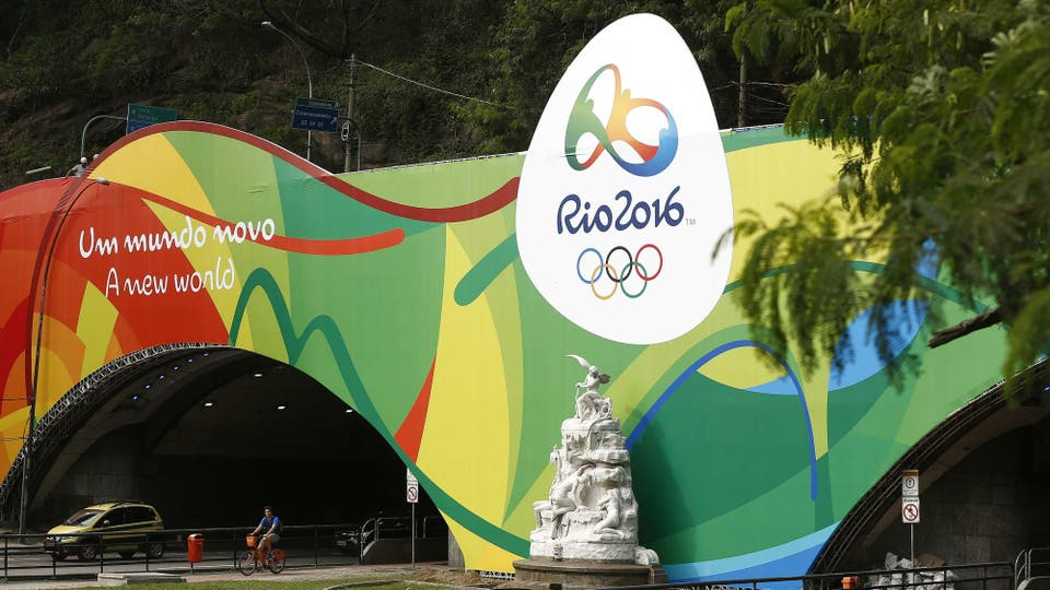 Los Juegos Olímpicos de Río 2016 se harán del 5 al 21 de agosto próximo