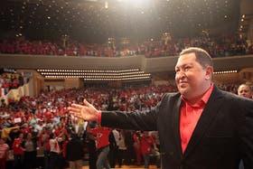 Hugo Chávez se recupera en Cuba