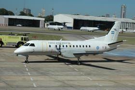 Avión SAAB 340 utilizados por LADE