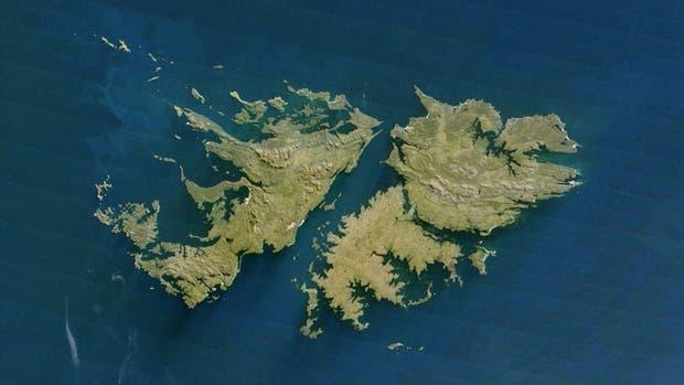 Emergió un nuevo islote en Malvinas