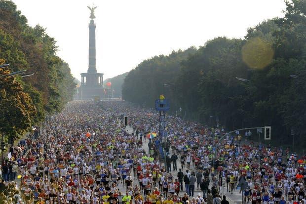 El 0,01% de los participantes de un maratón según los oficiales de las carreras son los que hacen trampa