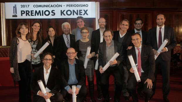 Los periodistas de LA NACION galardonados como lo mejor de la profesión, en los últimos diez años