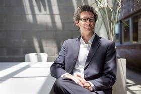 Mariano Mayer, secretario de Emprendedores y Pymes