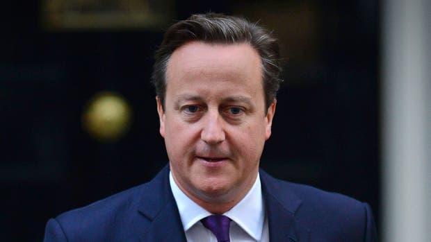 David Cameron se muda, pero el gato Larry se queda