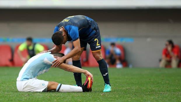 Argentina fuera de Río 2016 tras empate con Honduras — Nuevo fracaso