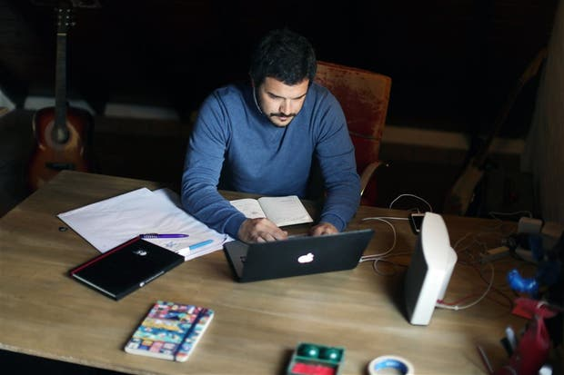 Sebastián Uchitel, de 36 años, es especialista en sistemas para prototipear la vida profesional