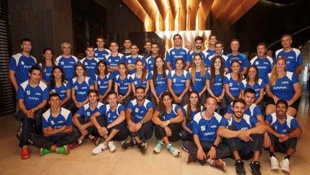 El equipo argentino que disputó el Sudamericano de Asunción