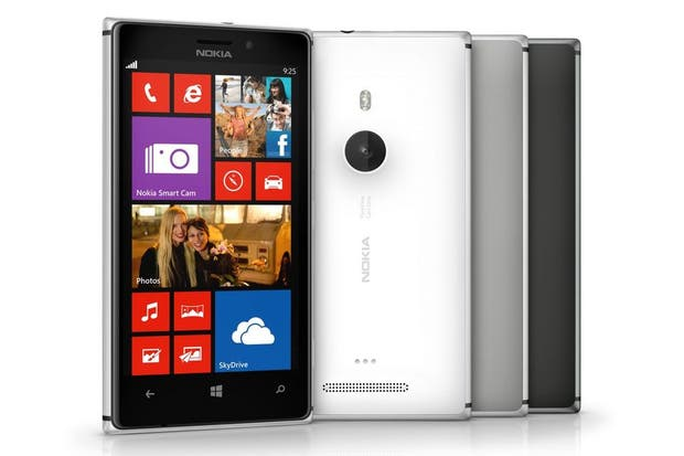 El nuevo Lumia 925 combina metal con plástico para su carcasa