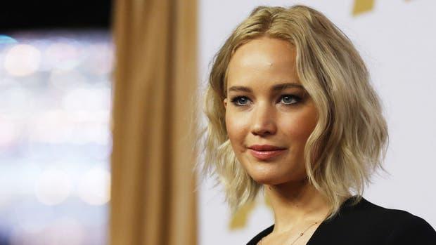Jennifer Lawrence, una de las víctimas del caso conocido como Celebgate