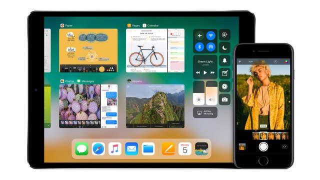 La barra de accesos directos, similar al dock de macOS