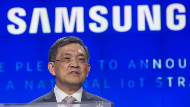 Kwon Oh-Hyun, actual CEO de Samsung, anunció su partida