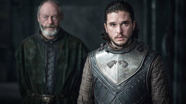 Jon y Davos, ¿frente a la reina de los dragones?