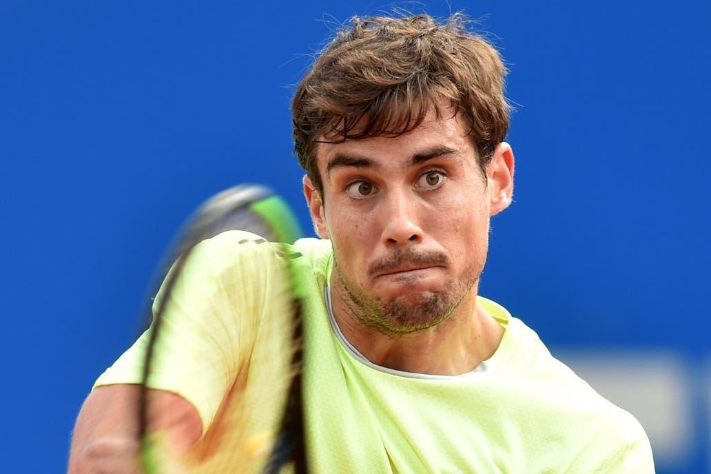 Tres argentinos buscan los cuartos de final en el Argentina Open