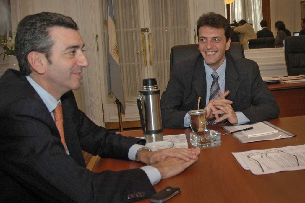 Tras varios años, Massa y Randazzo almorzaron juntos — Unidad del peronismo