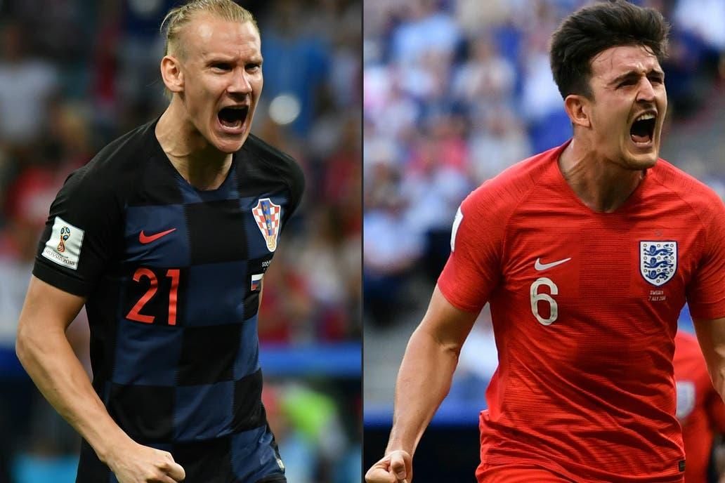 Croacia derrota 2-1 a Inglaterra y pasa a final del Mundial