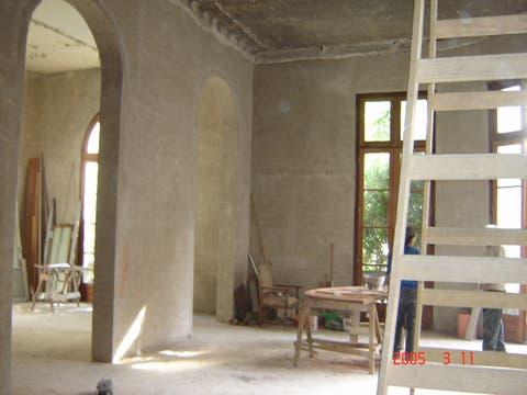 Los restauradores priorizan las líneas arquitectónicas originales sin dejar de lado las modernas necesidades. Foto: LA NACION LINE