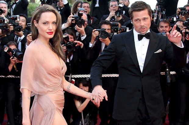 Brad apoyó a Angelina en todo momento