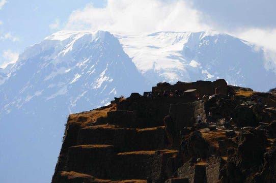 La construcción prehispánica fue distinguida por la Unesco. Foto: LA NACION / Rodrigo Santos