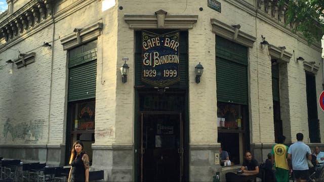 Bar El Banderín, Almagro. Foto: Martín Hernández