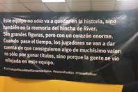 """Los mensajes motivadores de Gallardo en el vestuario de River: """"Sin grandes figuras, pero con un corazón enorme"""""""