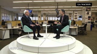Entrevista completa a Juan Bautista Yofre