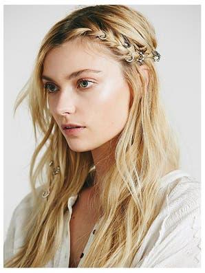 Hair Rings, ¡lo último para adornar tu pelo!