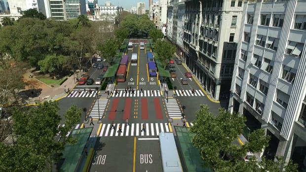 Resultado de imagen para Metrobus del bajo
