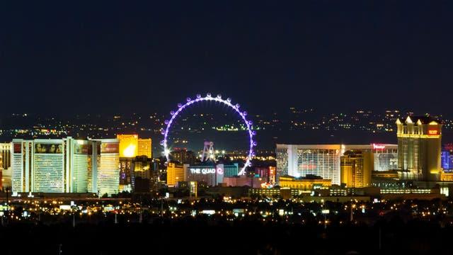 High Roller, en Las Vegas