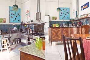 Ideas para reciclar tu vieja cocina