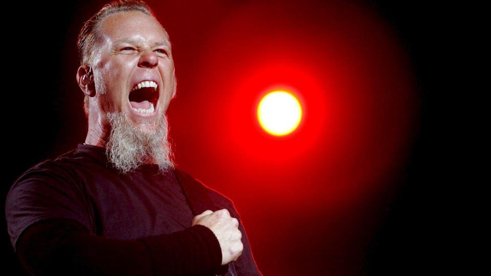 Metallica, uno de los protagonistas de esta edición del festival