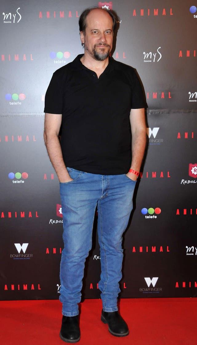 Marcelo Subiotto también es parte del elenco de Animal