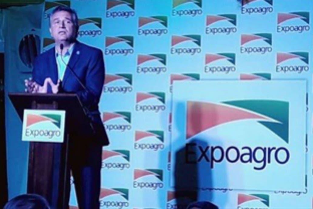 Macri encabeza el acto de apertura de la feria Expoagro 2018