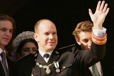 El príncipe Alberto II de Mónaco tiene más poder que otros príncipes europeos