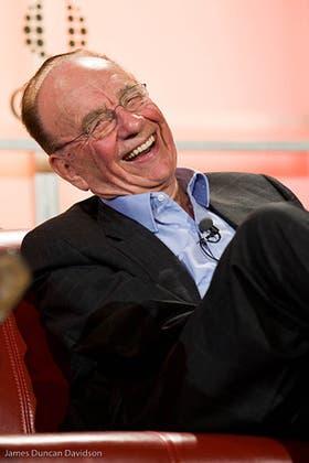 """Murdoch: """"Los anunciantes representaban el 45% de nuestros ingresos y tenemos vínculo estrecho con los 100 principales avisadores, los conocemos: ellos empiezan a estar interesados en internet"""""""