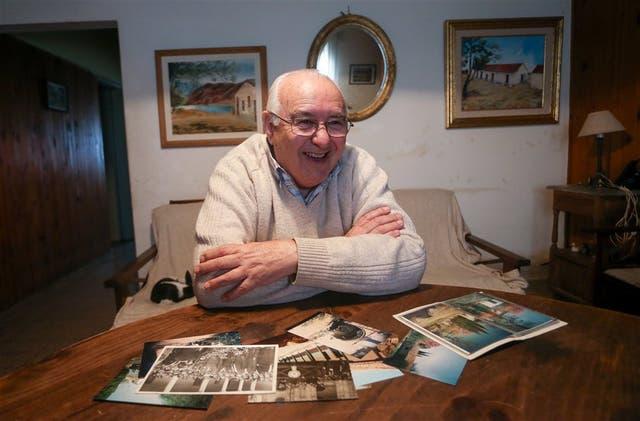 El sobrino. José Manubens Calvet administró durante diez años los campos y propiedades de su tío; terminó con dos stents y con la recomendación médica de abandonar la tarea