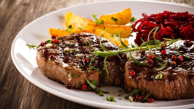 Carnes en moderación pueden reducir el riesgo cardíaco
